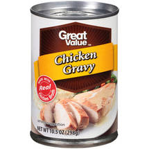 Great Value Chicken Gravy