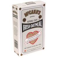 McCann's Steel Cut Irish Oatmeal