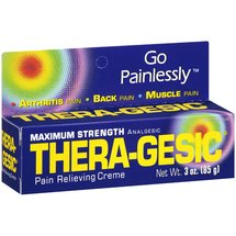 Thera-Gesic Maximum Strength Analgesic