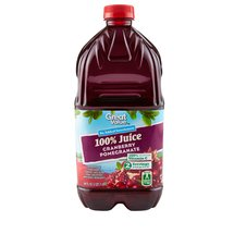 Great Value 100% Cranberry Pomegranate Flavored Juice Blend
