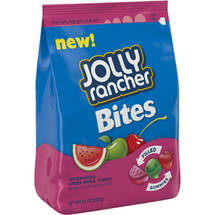Jolly Rancher Bites Filled Gummies Candy