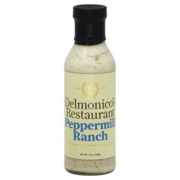 Delmonico's Restaurant Peppermill Ranch Dressing
