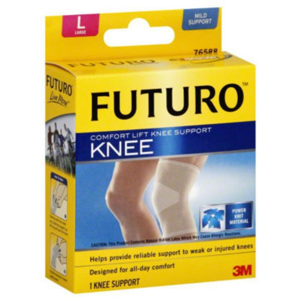 Futuro Knee Support, Comfort Lift, Mild Support, Large