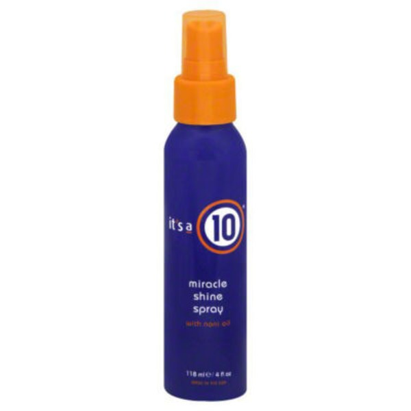 It's A 10 Miracle Shine Spray with Noni Oil