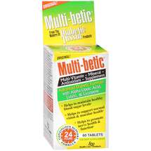 Multi-Betic Dietary Supplement Multi-Vitamin Mineral Antioxidant