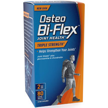 Osteo Bi-flex Dietary Supplement Glucosamine Chondroitin Msm With Joint Shield