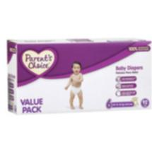 Parent's Choice  Diapers Value Pack Size 6