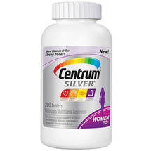 Centrum Silver Women 50+ Multivitamin/Multimineral Supplement Tablets