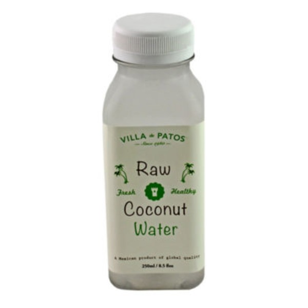 Villa De Patos Raw Coconut Water