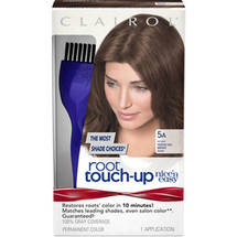 Clairol Nice 'n Easy Root Touch-Up 5A Medium Ash Brown Permanent Color