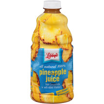 Libby's All Natural 100% Pineapple Juice