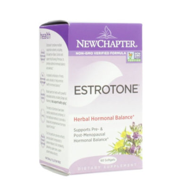 New Chapter Estrotone Softgels