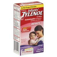 Children's Tylenol® Grape Flavor (Secondary Placement/Baby) Posted 2/26/2014 Infants