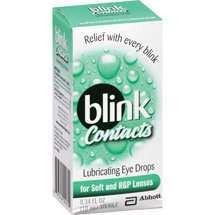 Amo Blink Contacts Lubricant Eye Drops