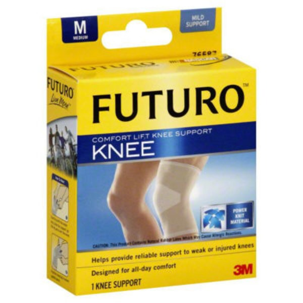 Futuro Knee Support, Comfort Lift, Mild Support, Medium