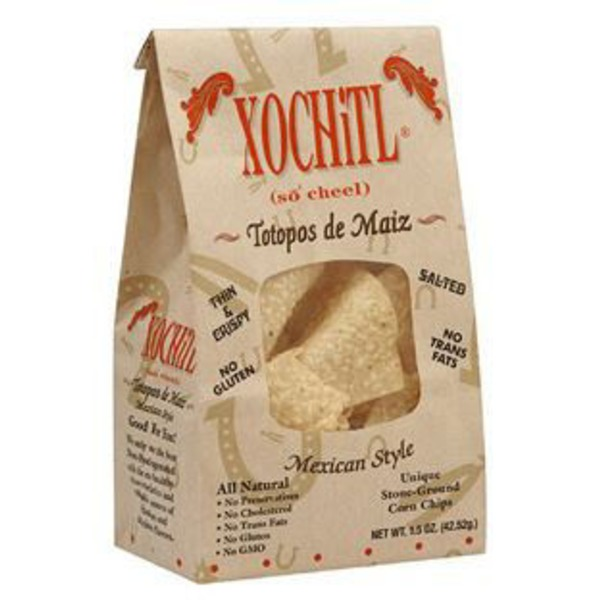 Xochitl Corn Chips Mexican Style