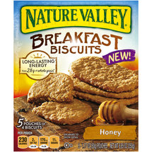 Nature Valley Honey Breakfast Biscuits