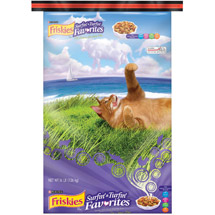 Friskies Surf And Turf Cat Food