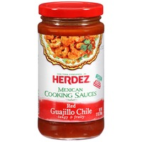 Herdez Mexican Red Guajillo Chile Cooking Sauce