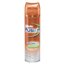 Gillette Fusion Hydra Gel Ultra Sensitive with Aloe and Vitamin E