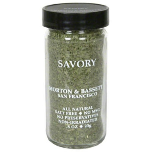 Morton & Bassett Spices Savory Seasoning