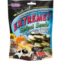 Brown's Extreme Select Seeds For Hamsters, Gerbils, Rats And Mice