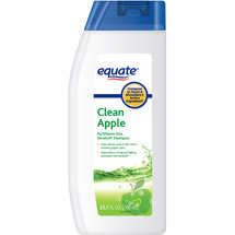 Equate Clean Apple Dandruff Shampoo