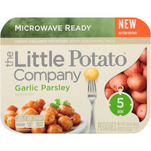 Potato Jazz Garlic Parsley Microwave Kit