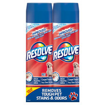 Resolve Pet High Traffic Area Carpet Foam (Pack of 2)
