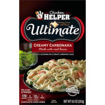 Betty Crocker Ultimate Creamy Carbonara Chicken Helper
