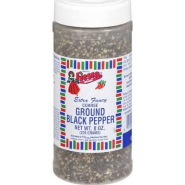 Fiesta Ground Black Pepper