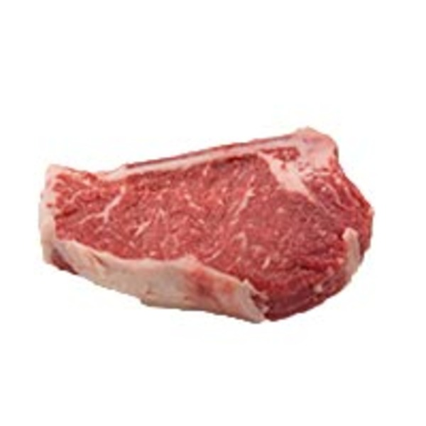 USDA Select Bone-In New York Strip Steak