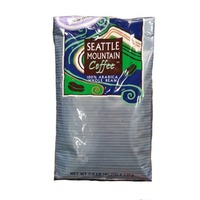 Seattle Mountain Coffee Colombian Supremo Medium Roast Coffee