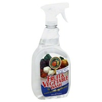 Earth Friendly Products Fruit & Vegetable Wash