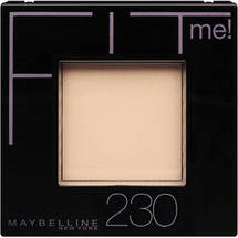 Maybelline New York Fit Me Powder Natural Buff 230