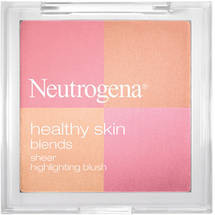 Neutrogena Healthy Skin Blends Sheer Highlighting Blush Pure 20