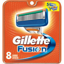 Gillette Fusion Manual Refill Cartridge