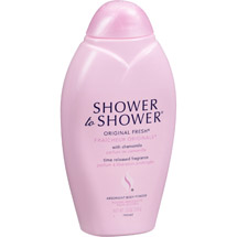 Shower to Shower Original Fresh Absorbent Body Powder
