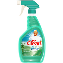 Mr. Clean With Febreze Fresh Scent Meadows And Rain Spray Cleaner