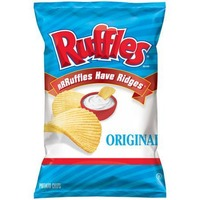 Kroger Orional Ripples Potato Chips