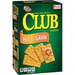 Keebler Club Multi-Grain Snack Crackers
