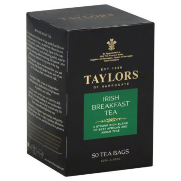 Taylors of Harrogate Irish Breakfast Tea Bags