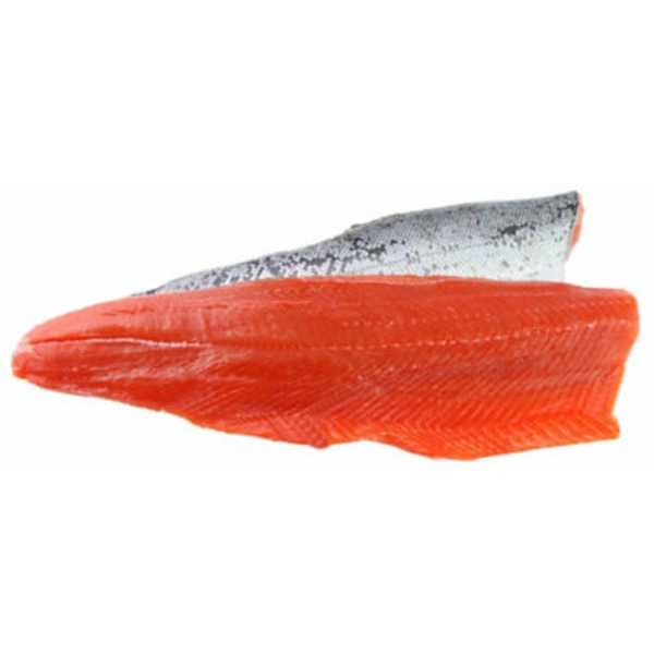 Fresh Wild Coho Salmon Fillet