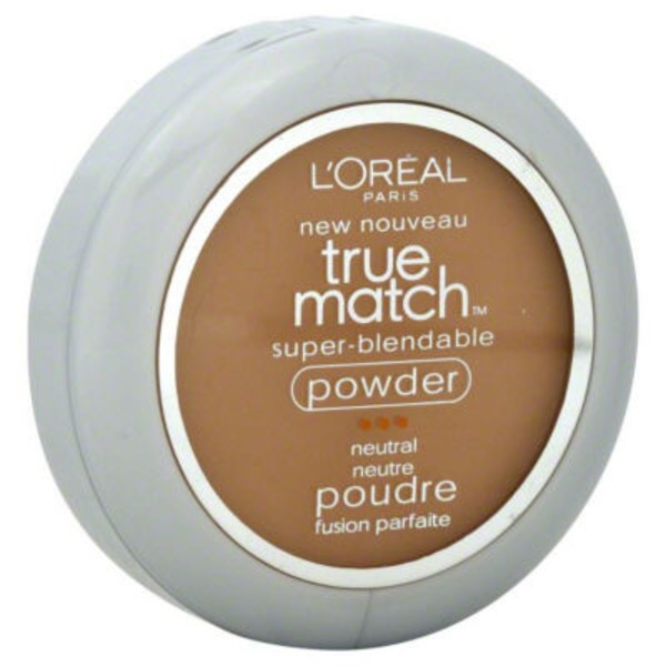 True Match Super-Blendable Powder N7 Classic Tan Foundation