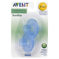 Philips Avent Soothie Pacifiers 0-3m