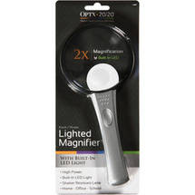 Optx 20/20 Lighted Magnifier