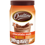 Nestle Ovaltine Chocolate Malt Flavored Milk Additive