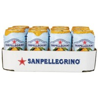 San Pellegrino Sparkling Orange Soda