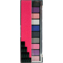 Hard Candy Top Ten Trendsetter Palette Eyeshadow Rated X