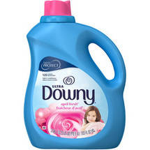 Downy Ultra April Fresh Liquid Fabric Softener 120 Loads